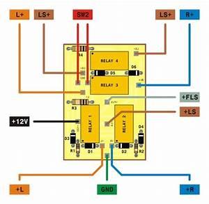 Electronica  Pemasangan Lampu Variasi Pada Motor Vario Menggunakan Relay