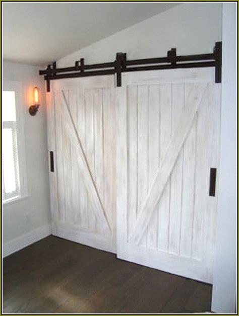 3 door bypass closet door hardware home design ideas