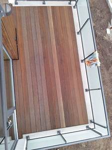 bangkirai balkon alle ideen uber home design With balkon teppich mit bayern münchen tapete rasch