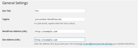 How To I Change Wordpress Url On Ubuntu Droplet, But Not