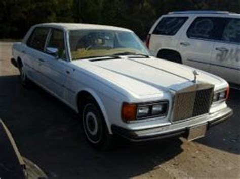 salvage rolls royce cars  sale  auction