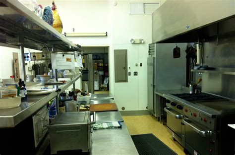 Main Kitchen  Hotel Hope For Sale
