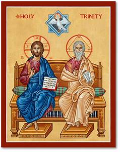 Great Feast Icons: Holy Trinity Icon Monastery Icons