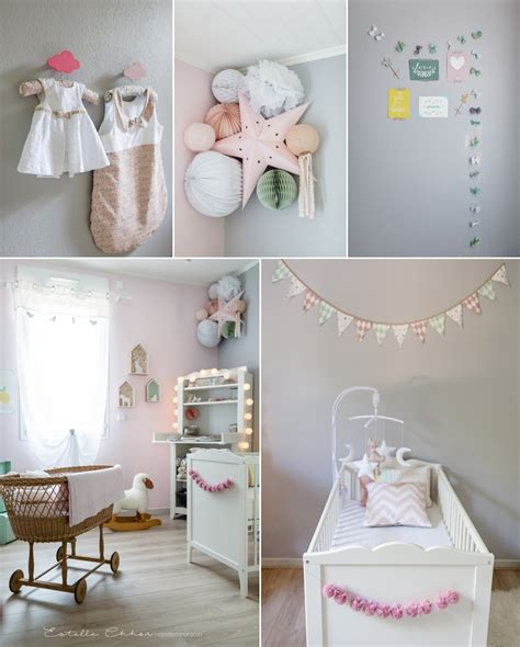 guirlande chambre fille beautiful guirlande decoration chambre bebe photos
