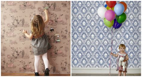whimsical wallpapers   add magic   home