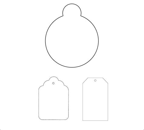 free tag templates gift tag template 27 free printable vector eps psd ai illustrator format free