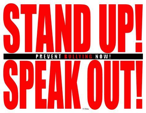 Speak Up & Stop Bullying