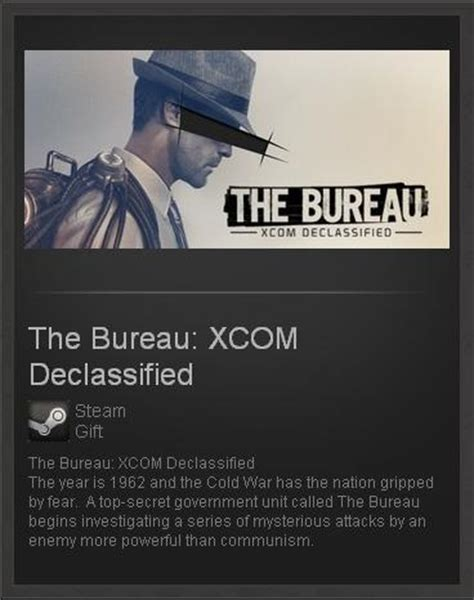 xcom the bureau endings the bureau xcom declassified steam gift row free