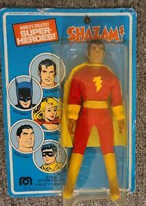 More superheroes soon joined the superhero shazam in carrying on the legacy of the wizard shazam, including shazam family members mary marvel and captain marvel jr. Mego Shazam MOC Mint On Card *Beautiful bright card* FREE mystery SURPRISE!   eBay