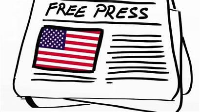 Freedom Press Clipart Constitution Amendments Propaganda Amendment