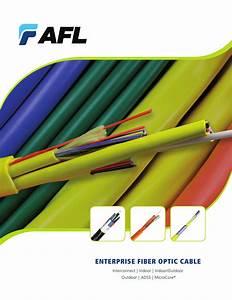 Enterprise Fiber Optic Cable