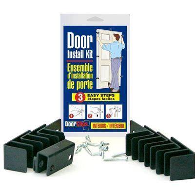 lowes doorclips    interior door installation kit