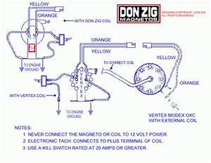 Vertex Magneto Wiring Diagram