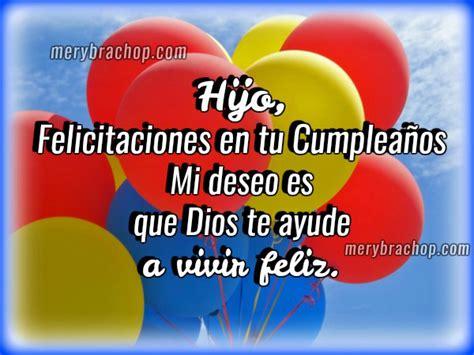 Imagenes Cristianas De Cumpleaños Para Un Hijo Imagenes Blog