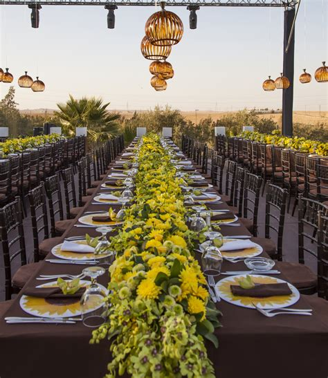 weddings by design so summery and sweet a sunflower wedding theme arabia