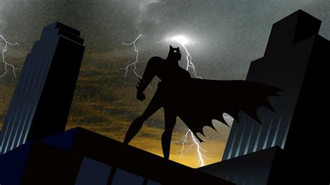 Batman Anime Wallpaper - batman the animated series hd wallpapers for desktop