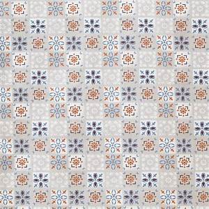 Tissu Carreau De Ciment : coton gr ge imprim carreaux de ciment pas cher tissus price ~ Teatrodelosmanantiales.com Idées de Décoration