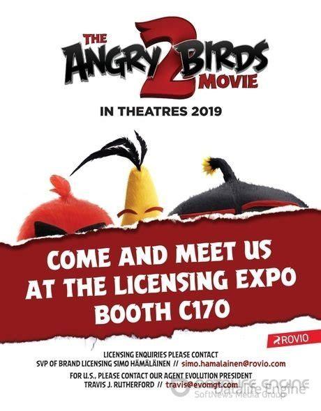 Angry Birds Movie 2 2019