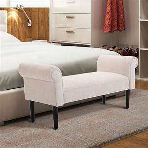 Bed end sofa bench end of bed gorgeous storage for king for End of bed sofa bench