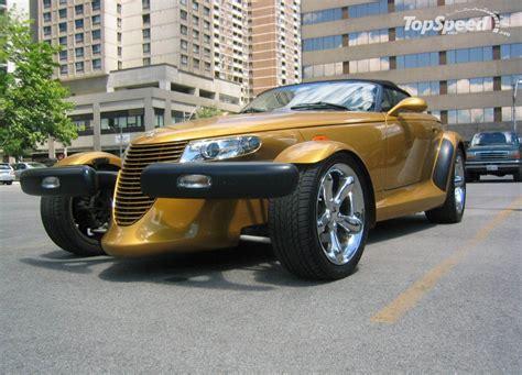 TopWorldAuto >> Photos of Chrysler Prowler - photo galleries