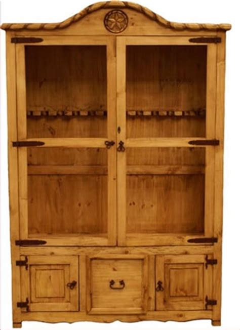 Wooden Gun Cabinets by Cedar Gun Cabinet For Sale Woodworking Projects Plans