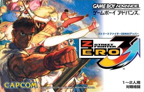 Street Fighter Zero 3 Upper Jeurasia Rom