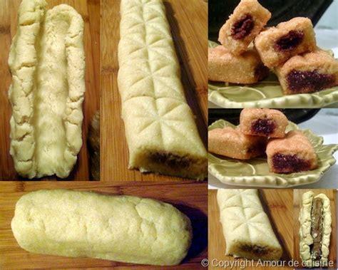 cuisine de basma makrout makroud au four gateau algerien مقروط الكوشة