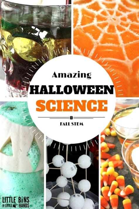 halloween science experiments fall stem activities