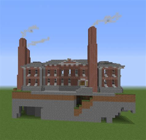 Steampunk Factory - GrabCraft - Your number one source for