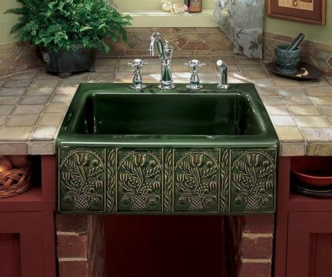Fancy Kitchen Sinks by 17 Best Images About Cool Kitchen Sinks In
