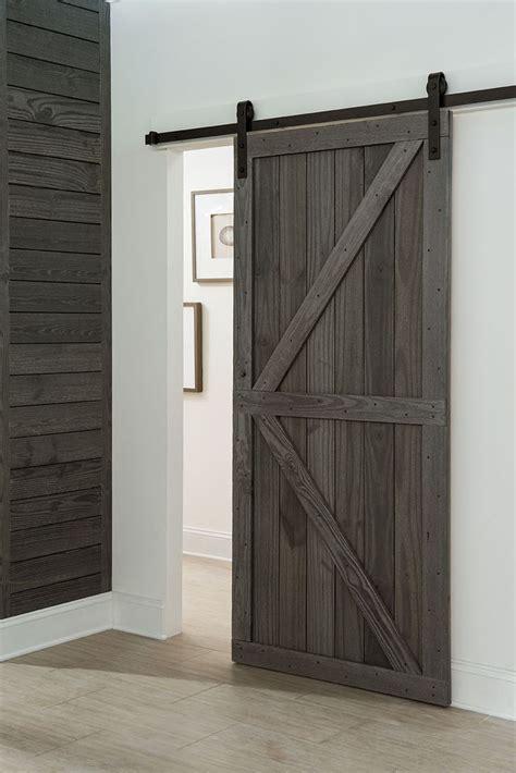 sliding shed door hardware sliding barn door made from rustic prefinished reclaimed