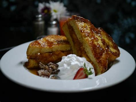 Georgia Peach French Toast Recipe Food Network