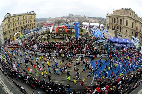 marathon prague