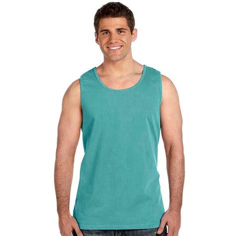 comfort colors tank comfort colors c9360 garment dyed tank