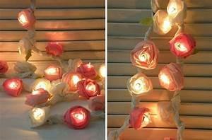Guirlande Lumineuse Fleur : la guirlande origami est une d co chouette pour vos int rieurs ~ Teatrodelosmanantiales.com Idées de Décoration