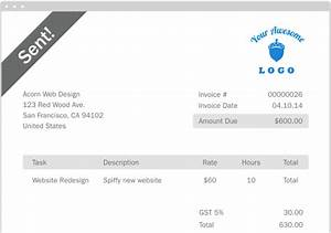 design invoice online free invoice template invoice maker With online bill maker