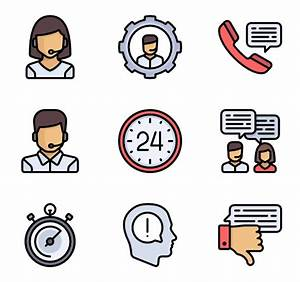 Customer service Icons - 1,747 free vector icons