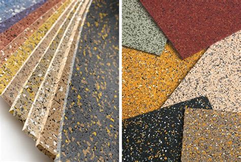 ecosurfaces recycled tire flooring apartment therapy