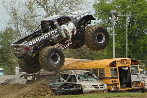 100 What Happened To Bigfoot The Monster Truck Zd