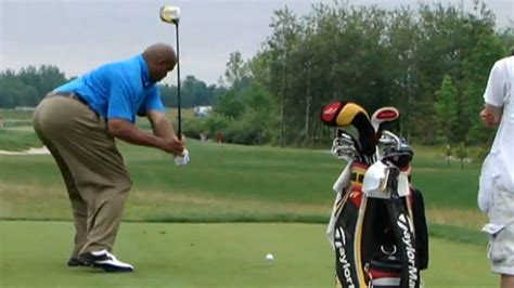 charles barkley swing how you can fix charles barkley s golf swing rotaryswing