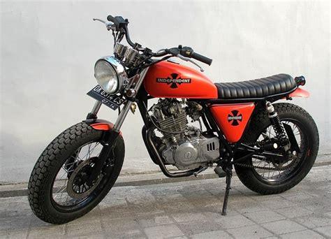Custom Indy Motorcycle By Island Customs & Vespa Classics