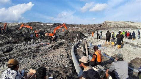 kecelakaan tambang terjadi  desa selinsing belitung