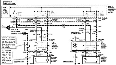 2003 Expedition Door Wiring Diagram by 1997 Ford Explorer Vin Ifmdu34e2vzb41731 All 4 Power