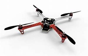 Dji Qauadcopter Flame Wheel Arf Kit F450