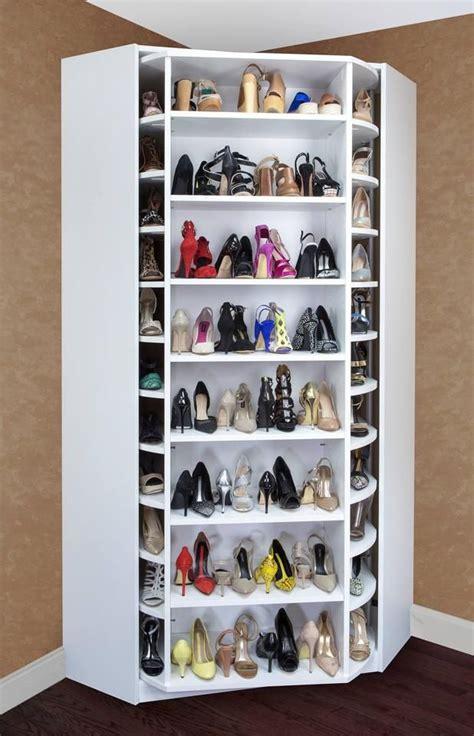 25 best ideas about shoe shelves on shoe wall