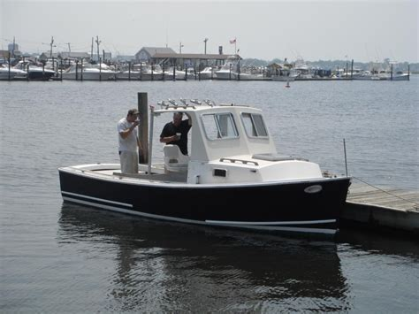 Lobster Fishing Boat For Sale Uk by My 22 Sisu Downeast Boat Forum Lobster Boats