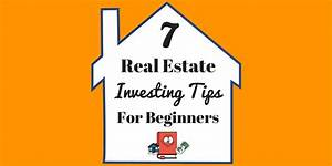 7 Real Estate Investing Tips for Beginners - Cash Flow Diaries
