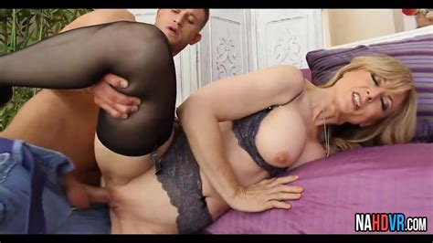 Blonde Milf In Sexy Lingerie Nina Hartley Free Porn Sex