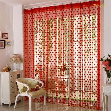 String Door Curtain Fly Screen na s heart string door curtains fly screen divider room