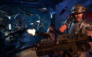 Aliens: Colonial Marines [7] wallpaper - Game wallpapers ...